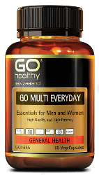 Go Healthy Multi Everyday 60 Capsules