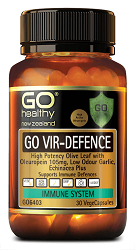 Go Healthy Viral Defence 30 Capsules