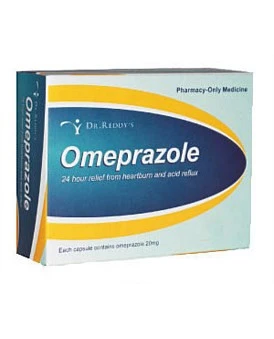 Dr Reddys Omeprazole 20 mg 14 Capsules