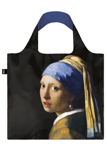 Tote Bag - Vermeer Girl With A Pearl Earring