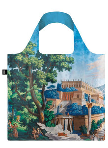 Tote Bag- Landscape of Telemaque in Calypso Island