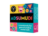 Adsumudi Math Game