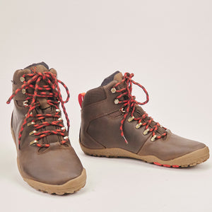 Vivobarefoot Tracker FG M Dark Brown Leather