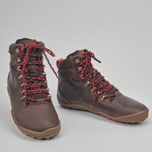 Vivobarefoot Tracker FG L Dark Brown Leather