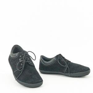 Sole Runner Kari Black Velours Unisex