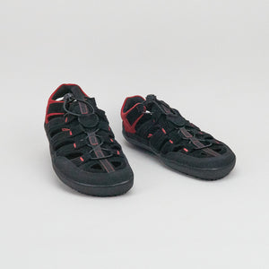 Sole Runner FX Trainer 4 Sandale Black/Red Unisex