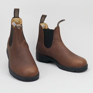 Blundstone 1445 Grizzly Brown