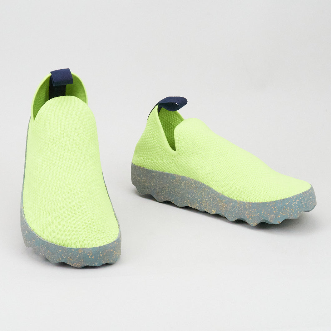AsPortuguesas Care - Lime/Grey