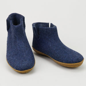 Glerups GR-10-00 Boot rubber Denim