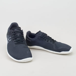 Vivobarefoot Geo Racer II M Obsidian Leather Textile
