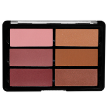Load image into Gallery viewer, 01 Blush Palette Plum/Bronze