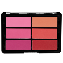 Load image into Gallery viewer, 02 Blush Palette Rose/Coral