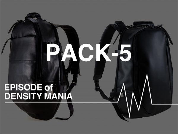 EPISODE OF DENSITYMANIA_PACK-5