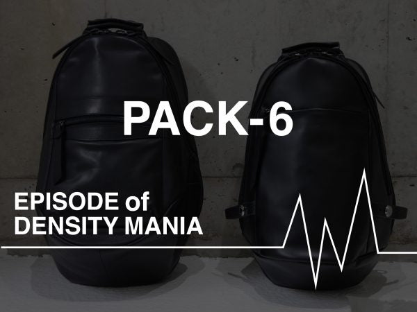 EPISODE of DENSITY MANIA_PACK-6