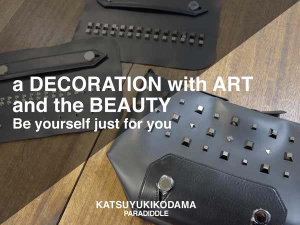 a DECORATION with ART and the BEAUTY/ MISSION-2
