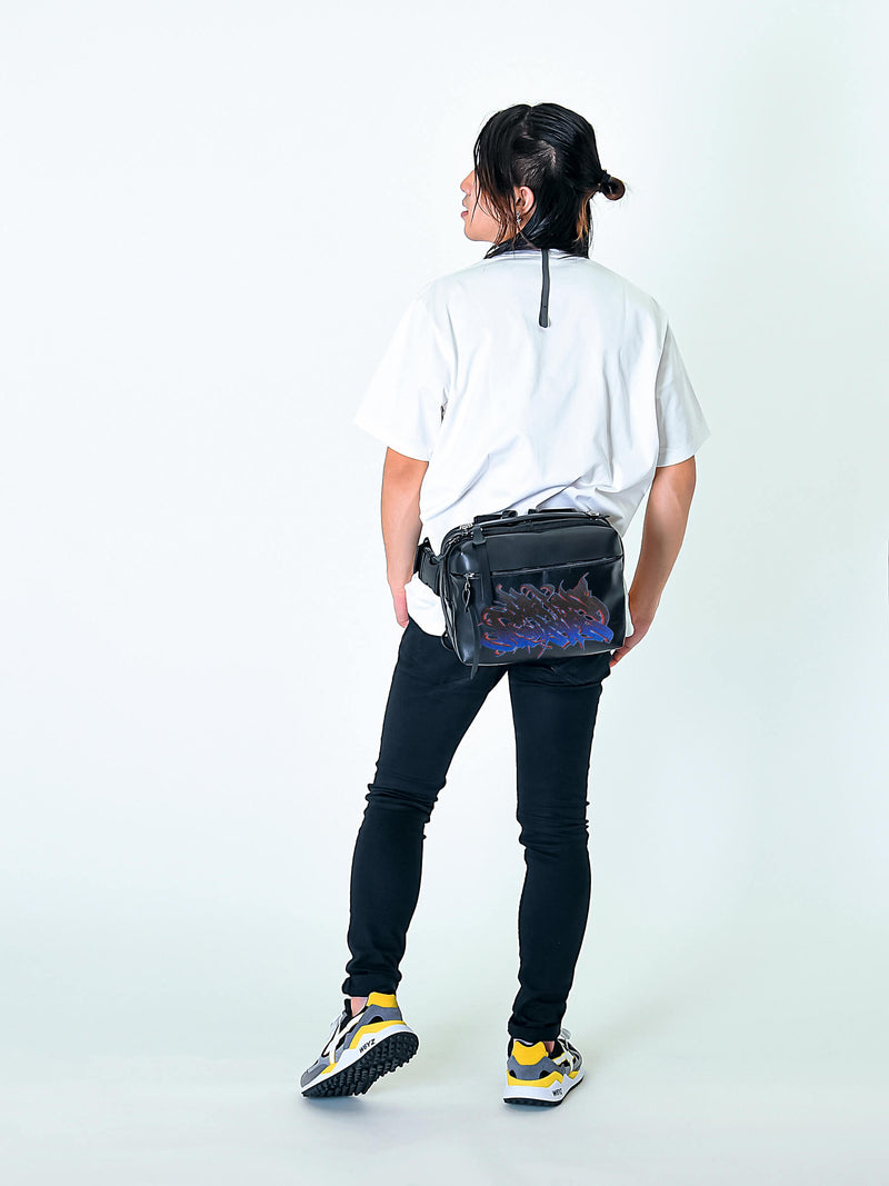 DBSS COLLABO_4WAY HIP BAG/ KK-235-DBSS