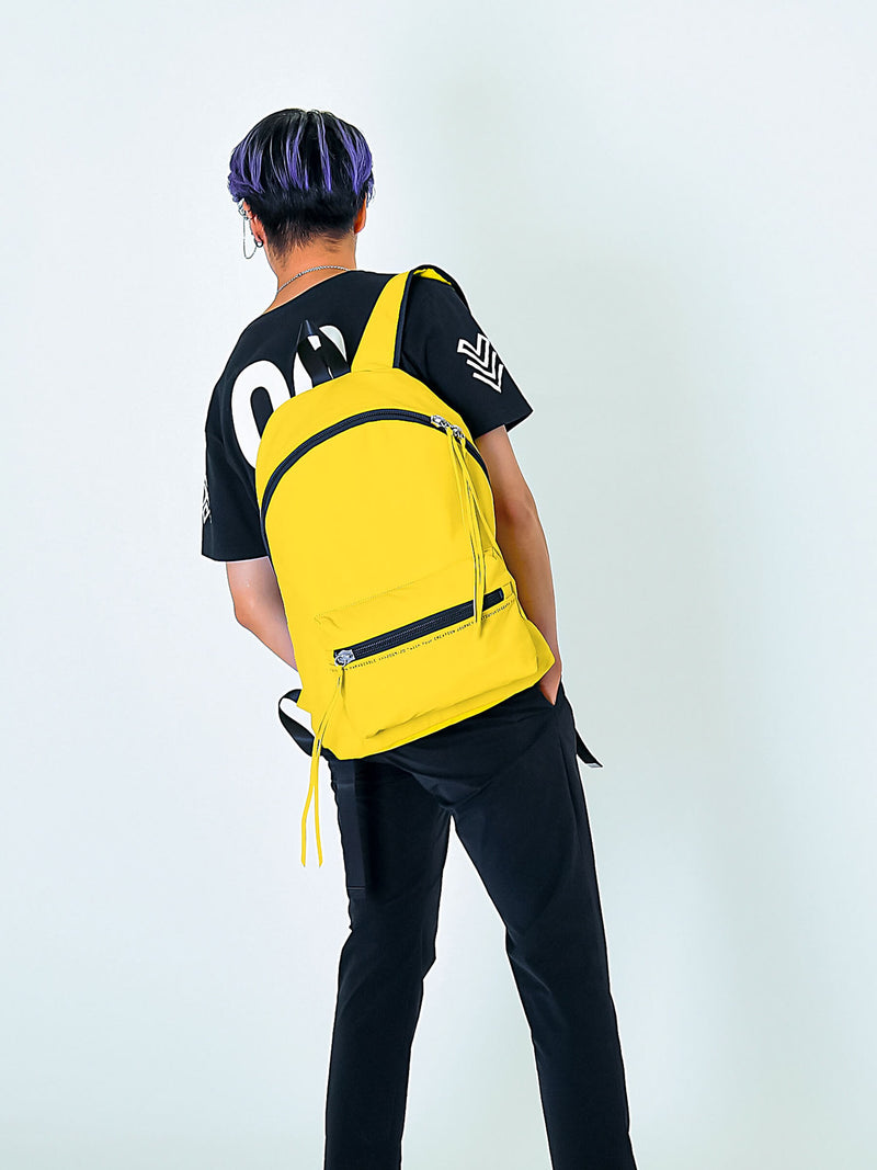 CREATION JOURNEY_LEATHER BACK PACK/ KK-250-C