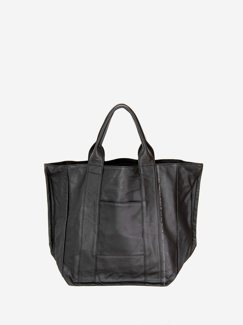 CREATION JOURNEY_LEATHER TOTE/ KK-254-C