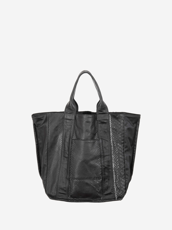 CREATION JOURNEY_PYTHON TOTE/ KK-254-P