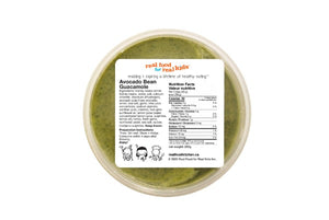 Avocado Bean Guacamole Dip Frozen
