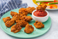 Chickpea Crusted Chicken Meteorites