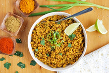 Load image into Gallery viewer, Golden Quinoa Pilaf spices