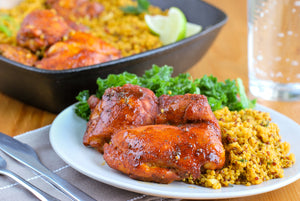 Paprika Chicken Quinoa