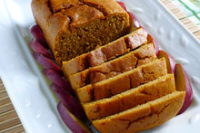 Load image into Gallery viewer, spiced pumpkin loaf