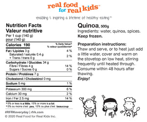 Quinoa Label 500g