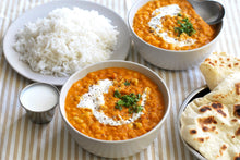 Load image into Gallery viewer, White Bean Curry Vegetarian