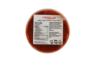Real Food Ketchup Frozen Package