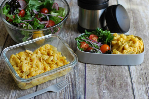 Mac Chick'n Cheese For One Lunches