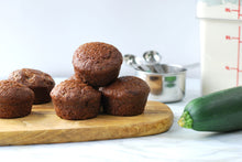 Load image into Gallery viewer, Zucchini Muffins Baked