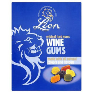 Lions Wine Gums 2kg Box