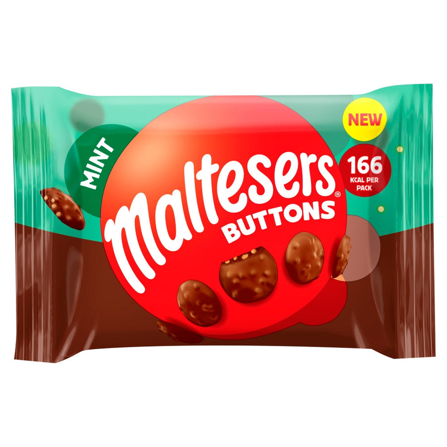 Nestle Maltesers Buttons Mint