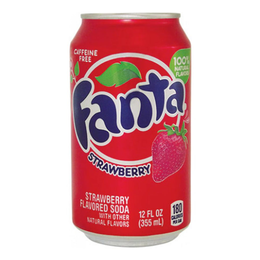 Fanta Strawberry 355ml