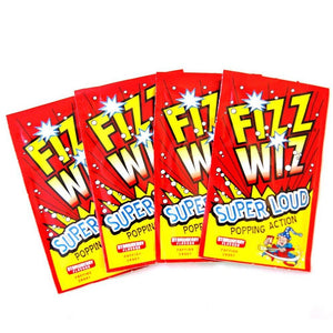Fizz Wiz Popping Candy (5 packs)
