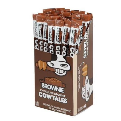 Cow Tales Caramel Brownie - 28g