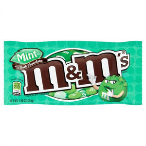M&M's Dark Mint 1.5oz