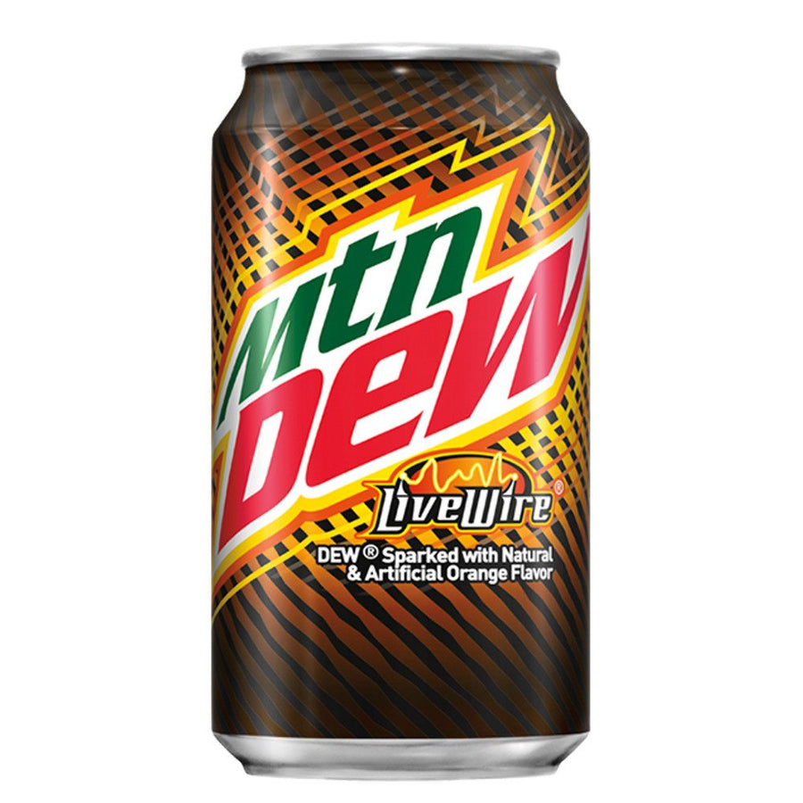 Mountain Dew Live Wire 355ml