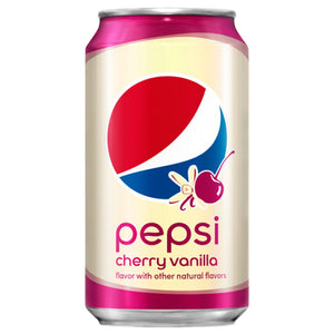 Pepsi Cherry Vanilla 355ml