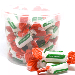 Sugar & Gluten Free Spearmint Chews