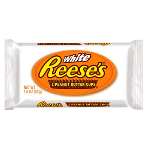 Reese's White Chocolate Peanut Butter Cups 1.5oz