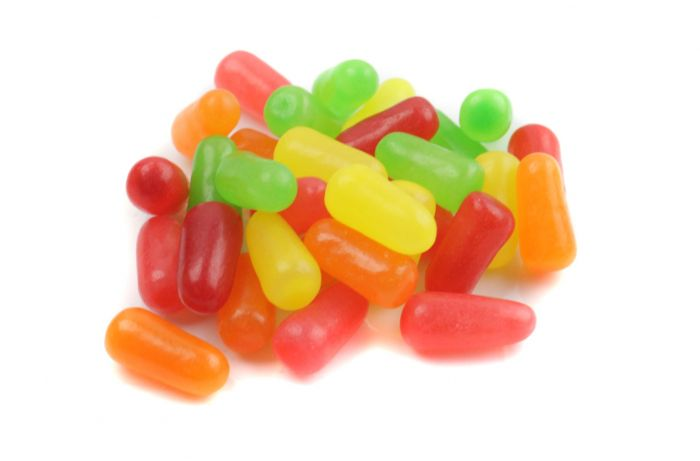 Mike and Ike Original Fruits ( Weigh Out )