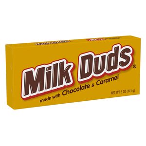 Milk Duds 5oz 141g Theatre Box
