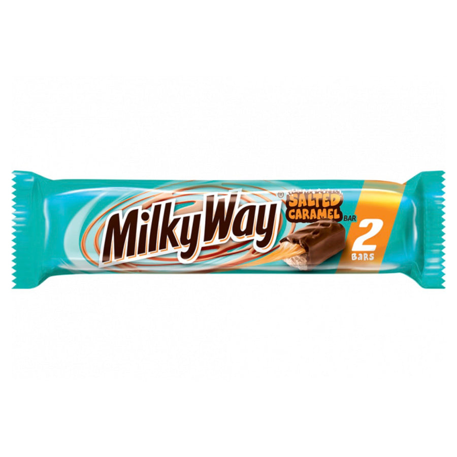Milky Way Salted Caramel Bar 89g