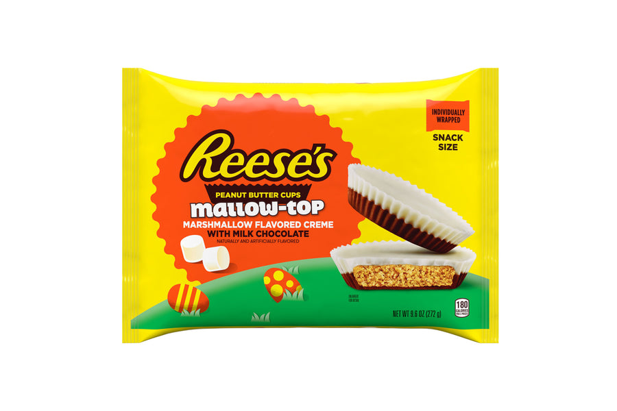 Reese's Peanut Cups Mallow-Top