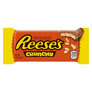 Reese's Peanut Butter Cup Crunchy 1.5oz