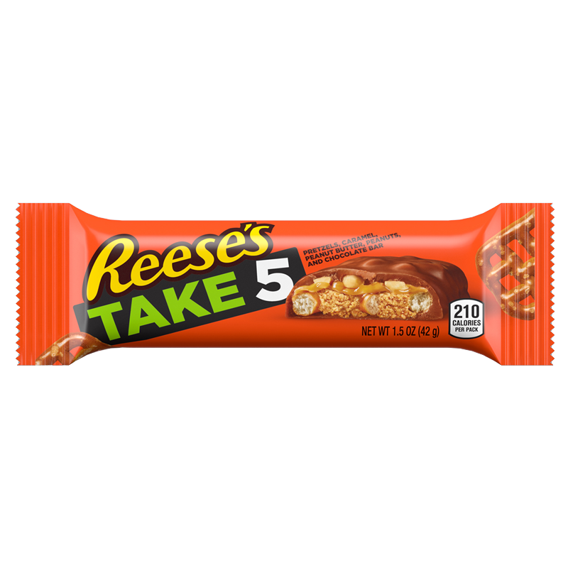 Reeses Take 5 Bar - 42g