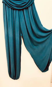 Harem Pants Teal